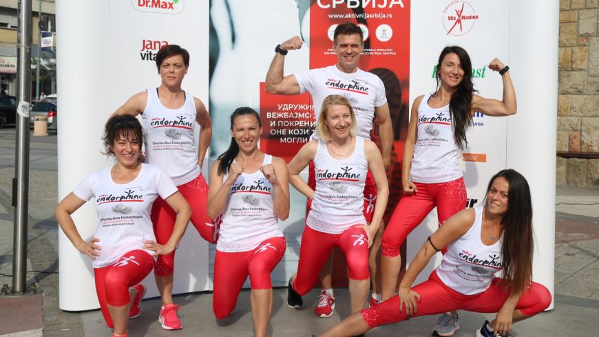 Fitnes Klub kome se veruje, gde se vežba u odličnom raspoloženju!