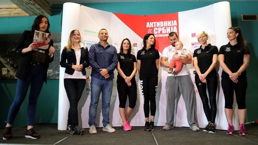 Bačka Topola na startu treće sezone активнија србија