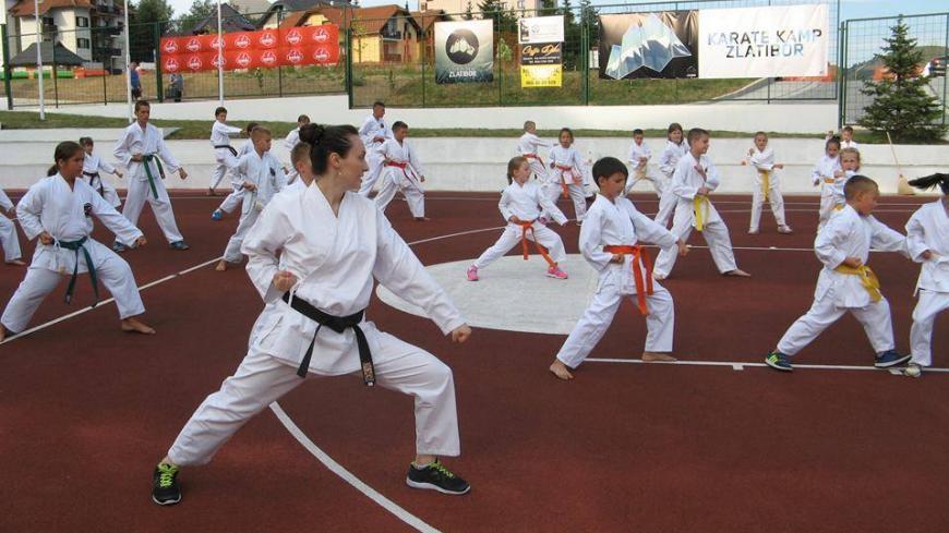 Karate razvija sportsku smokontrolu i prilagođavanje u životu