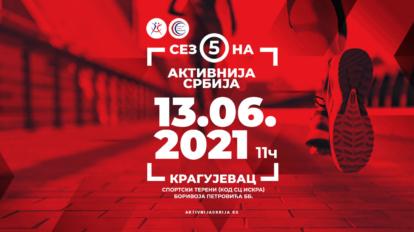 #5 Јавни тренинг Крагујевац Активнија србија